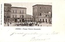 ANDRIA  -  Piazza Vittorio Emanuele