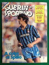 GUERIN SPORTIVO 1983 n 5 con Poster CAGLIARI 1982/83 + Inserto AGENDA SPORT