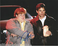 ACTOR ROB LOWE HAND SIGNED AUTHENTIC TOMMY BOY WEST WING 8X10 PHOTO w/COA