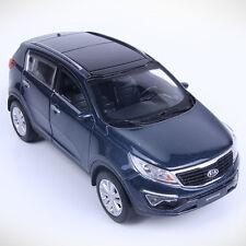 KIA SPORTAGE R 2013 Black/Diecast/Front door open/Pul back