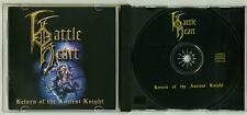 BATTLE HEART - ´´Return of the Ancient Knight´´ - rare dutch private pressing cd