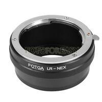 FOTGA Leica R lens to Micro 4/3 m4/3 Adapter E-P5 GF6 G7 GH4 E-M5 II E-M10 E-PL7