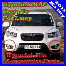 Genuine OEM Fog Lamp Light Set For 2009 2010 2011 2012  Hyundai Santa Fe