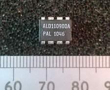 ALD110900A Zero Volt 0V Gate Dual N-Channel MOSFET / Crystal Set Diode Detector