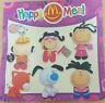McDonalds Happy Meal Toy 2002 Bubblegum Bubble Gum Plush Soft Toys - Various