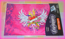 Urban Legends Lap-Toppers *NEW* Self-Adhesive Protective Decal Skin Pink Love