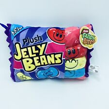 """Candy Bites Plush Jelly Beans Soft Plush Toy Pillow With 3 Removable Plush 12"""""""