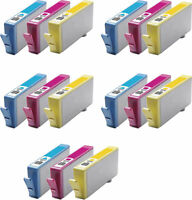 15pk 920xl CMY Color Ink Cartridge for HP OfficeJet 6500 6000 7000 7500A