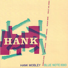 HANK MOBLEY - HANK (1996 BLUE NOTE JAZZ CD REISSUE JAPAN)