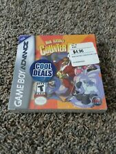 Wade Hixton's Counter Punch (Nintendo Game Boy Advance, 2004) New Factory seal