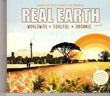 (GA936) Real Earth, 2CD  - 2005 CD