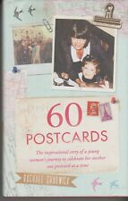 60 postcards - Rachael Chadwick. Hardcover, FIRST EDITION.