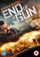 End of a Gun DVD (2017) Steven Seagal, Waxman (DIR) cert 15 ***NEW***