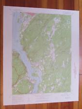 West Point New York 1959 Original Vintage USGS Topo Map