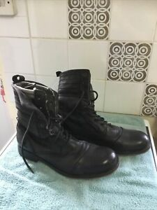 Mens Superdry Union Panner Boots Size 11