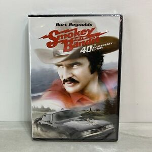 Smokey and the Bandit (40th Anniversary Edition) [New DVD] Anniversary Ed 🔥🚐