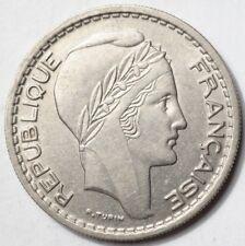 IVe REPUBLIQUE : 10 FRANCS TURIN 1947B PETITE TETE
