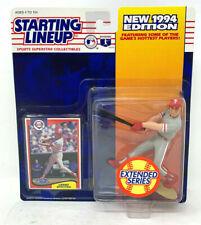 Starting Lineup 1994 Lenny Dykstra Philadelphia Phillies Baseball MLB SLU