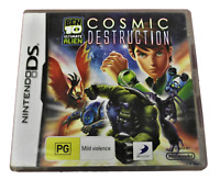 Ben 10 Ultimate Alien Cosmic Destruction DS DS 2DS 3DS Game *No Manual*