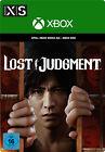 [VPN Aktiv] Lost Judgment Spiel Key - Xbox Series / One X S Download Code