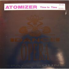 "12"" 45RPM Time To Time/Atom-B by Atomizer from Dance Opera (DO 328)"
