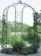 Garden Gazebo Yard Decor Arch Wedding Trellis Metal Pergola Backyard Vines  Plant