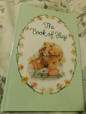 """NEW  20+ PAGE BOOK--""""The Book of Hugs""""   ~FREE SHIPPING IN THE USA"""