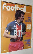 FRANCE FOOTBALL 1761 08/01 1980 ROCHETEAU ALVES PSG NANTES STRASBOURG TAHAMATA