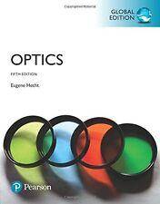 Optics, 5E by Eugene Hecht (GLOBAL EDITION)