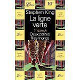 Stephen King - La Ligne verte, tome 1 : Deux petites filles mortes - 1998 - poch