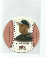 BARRY BONDS (San Francisco) 2003 FLEER HARDBALL CARD #1