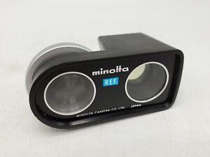 Minolta REF Reflected Light Finder Attachment for Auto Meter Professional