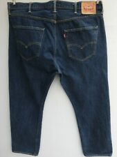 LEVI'S 501 BLUE JEANS W 42 L 30 VERY GOOD CONDITION!!!!!!!!!!!!!!