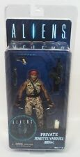 Aliens Private Jenette Vasquez BDUs Neca Action Figure New Sealed