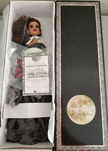 "Tonner Angelique Loves Lingerie Ghastly 18"" Dressed Fashion Doll MIB LE 125"