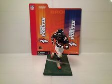 Mcfarlane Sportspicks NFL Serie 7 Denver Broncos Clinton Portis Figura