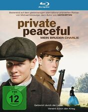 PRIVATE PEACEFUL-MEIN BRUDER CHARLIE (O'CONNELL/MACKAY/ROACH/...) BLU-RAY NEU