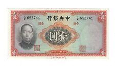 New listing China - 1 Yuan, 1936