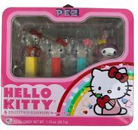 Hello Kitty Collectible Pez Dispensers