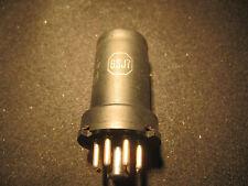 6SJ7 Vacuum Tube RCA Tested on TV-7 D/U 40/57 Metal USA