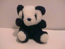 PANDA BEAR SMALL STUFFED TOY CUTE ANIMAL MADE BY JOELSON INDUSTRIES 100% ACRYLIC