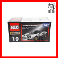 Lancia Stratos HF Rally Diecast Car Premium 19 Scale 1:58 Boxed by Takara TOMY