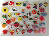 Mixed PVC Shoe Charms for your Crocs and Jibbitz, (Buy 2 Get 1 Free)