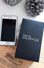 Samsung  Galaxy S II GT-I9100 - 16GB - Ceramic White (Ohne Simlock) Smartphone