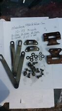 Mazda B2200 B2000 Tailgate Hardware & HINGES Used 86-93 B2200 B2000 B2600 NICE