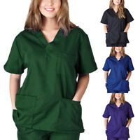 New Universal Medical Hospital Scrub Nurse Doctor Healthcare Work