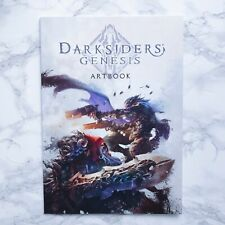 Darksiders Genesis Collectors Edition PS4 - DARKSIDERS ART BOOK - Sold Out