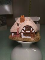 "LilliPut Lane ""April Cottage "" Miniature Masterpiece Handmade In UK discontinued"