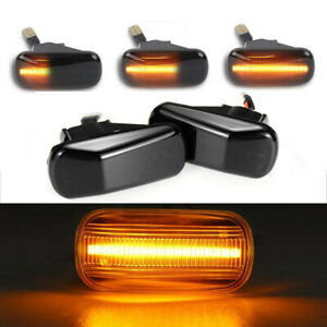 For Honda S2000 Accord Civic Dynamic LEDs Side Marker Blinker Turn Signal Lights