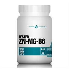Tested Nutrition Zn-Mg-B6 90 Kapseln Zma Zink Magnesium Vitamin B6